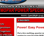 Performance Injection Equipment